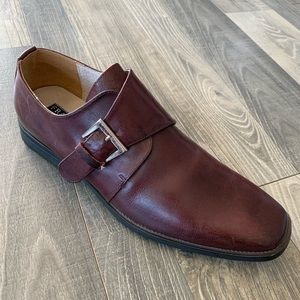 Fratelli Select Monk Strap Dress Shoes Style #2107